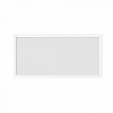 Panou Led 295x595 cu Rama alba, 24W, 6400K, lumina rece