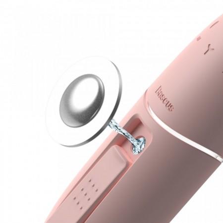 Pulverizator portabil cu acumulator , Baseus , roz