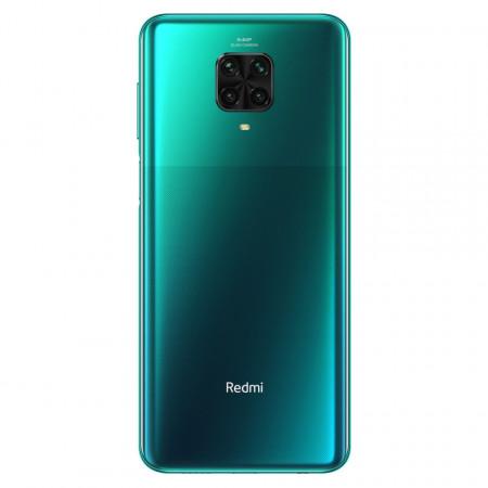 Smartphone Telefon mobil Xiaomi Redmi Note 9 Pro, Dual SIM, 64GB, 6GB RAM, 4G, Tropical Green