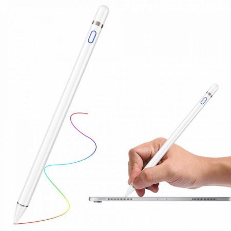 Stylus Pen capacitiv pentru iPad , Cartinoe, alb