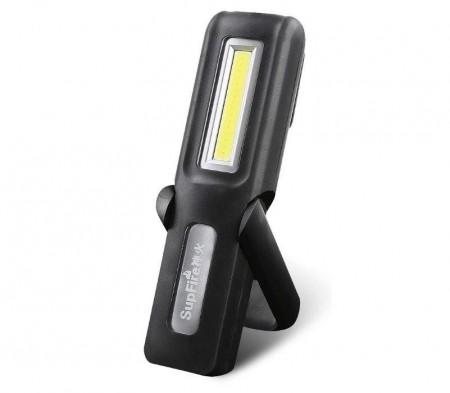 Lanterna Atelier G6 Supfire, USB, 140 lm