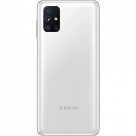 SAMSUNG Galaxy M51 Dual Sim Fizic 128GB Alb 8GB RAM