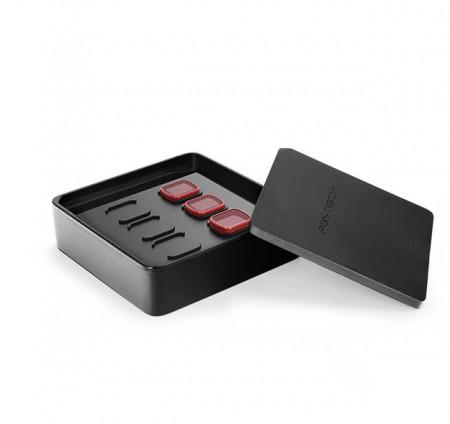 Set de 3 filtre PRO PGYTECH pentru DJI Osmo Pocket (P-18C-012)