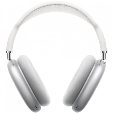 APPLE Casti Wireless Bluetooth Over Ear AirPods Max, Digital Crown, Chip Apple H1, ANC, 9 Microfoane, Modul De Transparenta, Egalizare Adaptiva, Siri, Argintiu