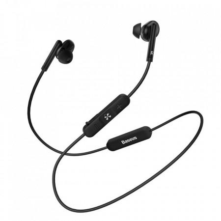 Casti in-ear Baseus Encok S30 Wireless, bluetooth 5.0 - negru