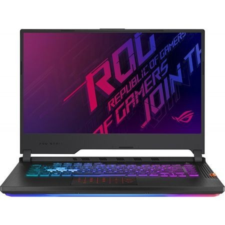 Laptop ASUS Gaming 15.6'' ROG Strix G531GU, FHD 144Hz, Procesor Intel® Core™ i7-9750H (12M Cache, up to 4.50 GHz), 8GB DDR4, 512GB SSD, GeForce GTX 1660 Ti 6GB, No OS, Black