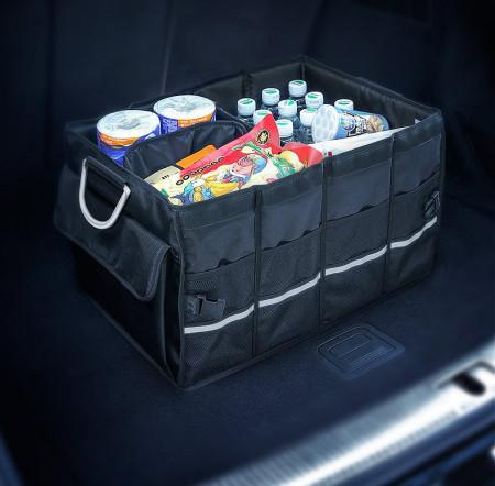 Organizator portbagaj multifunctional,UGREEN, negru