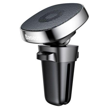 Suport auto Baseus Privity Pro , magnetic , silver