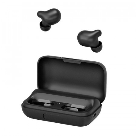 Casti Haylou T15 Wireless, bluetooth 5.0 - negru