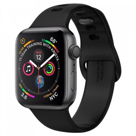 Curea Spigen Air Fit Band Apple Watch 1/2/3/4/5 (42/44MM) Black