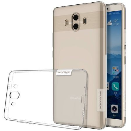 Husa Nillkin TPU 0.6mm Huawei Mate 10 - Transparent