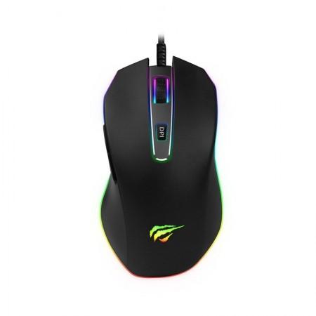 Mouse gaming RGB Havit Gamenote MS837