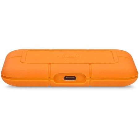 SSD Extern LaCIe Rugged 1TB, USB 3.1 Type-C