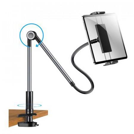 Stand birou reglabil pentru telefon sau tableta , Joyroom black (JR-ZS263)