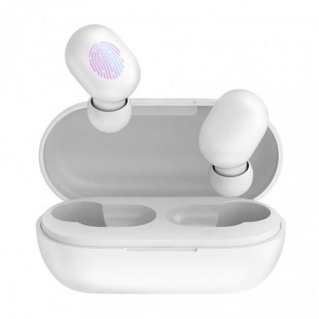 Casti Haylou GT1 Wireless, bluetooth 5.0 - alb