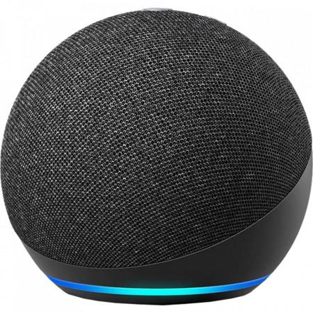 AMAZON Boxa Portabila Echo Dot 4 Cu Asistent Personal Alexa Charcoal Negru