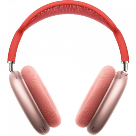 APPLE Casti Wireless Bluetooth Over Ear AirPods Max, Digital Crown, Chip Apple H1, ANC, 9 Microfoane, Modul De Transparenta, Egalizare Adaptiva, Siri, Roz