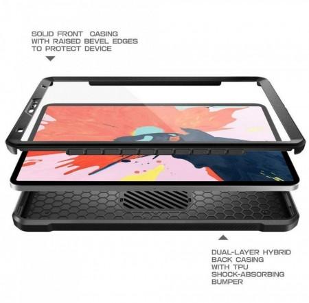 Carcasa Supcase Unicorn Beetle Pro iPad Pro 12.9 inch (2018) Negru