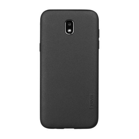 Husa din silicon ultra slim pentru Samsung Galaxy J3 2017 X-LEVEL Guardian - Negru
