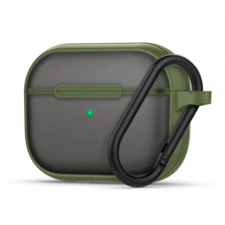 Husa protectoare Spigen Ciel Color Brick Apple Airpods Pro - verde