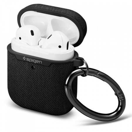Husa Spigen Urban Fit Airpods Case Black