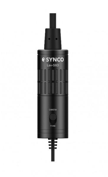 Microfon/Lavaliera Synco LAV-S6 D