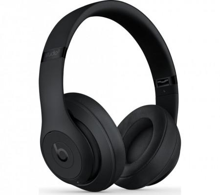 Casti audio Beats Studio3, wireless, Matte black