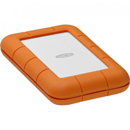 Hard disk extern Lacie Rugged Thunderbolt 5TB 2.5 inch USB 3.1 Type C