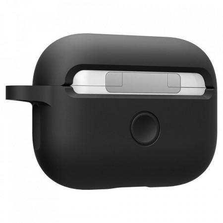 Husa Spigen Silicone Fit Airpods Pro Black