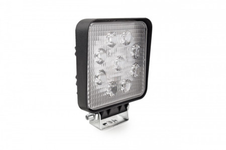 Proiector LED auto AWL07 9 LED FLOOD 9-36V