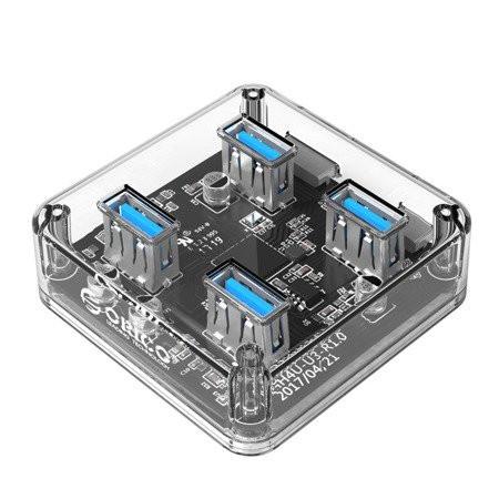 Adaptor Hub Orico 4in1 4x USB 3.0