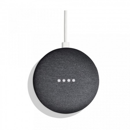 Boxa Bluetooth Google Home Mini Control Google Assistant Black