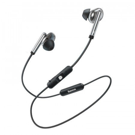 Căști wireless Baseus Encok S30 Silver