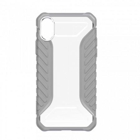 Husa protectie antisock, Baseus Michelin, pentru iPhone XR, gri