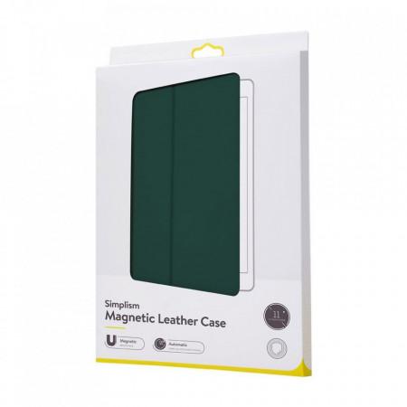 "Husa tip carte Baseus Sleep Smartless iPad Pro 11"" (2020) - verde"