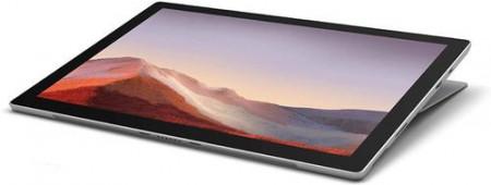 "Tableta Microsoft Surface Pro 7, Procesor Intel® Core™ i5-1035G4, PixelSense 12.3"", 8GB RAM, 128GB SSD, 8MP, Wi-Fi, Bluetooth, Windows 10 Home (Argintiu)"