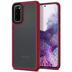 Husa Spigen Ciel Color Brick Samsung Galaxy S20 - rosu