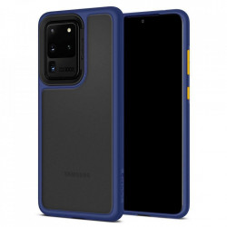 Husa Spigen Ciel Color Brick Samsung Galaxy S20 Ultra - albastru