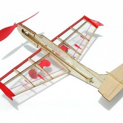Aeromodel/Planor Guillows Rockstar Jet 273 mm