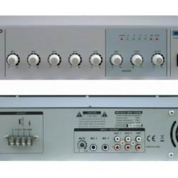Amplificator cu mixer 60W pe 100V RH-SOUND BW160B