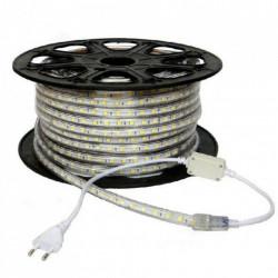 Banda LED 220V 4100K 12W/m, Ip65, 120Led/m, 2835