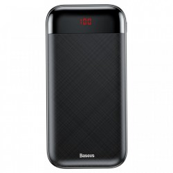 Baterie externa Baseus Mini 20000mAh 2x USB / USB Typ C PD 3A black (PPALL-CKU01)