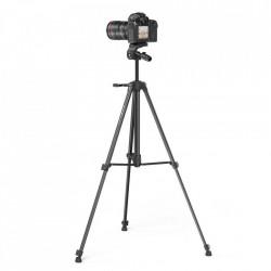BlitzWolf BW-BS0 pro , trepied pentru camere foto și smartphone-uri (negru)