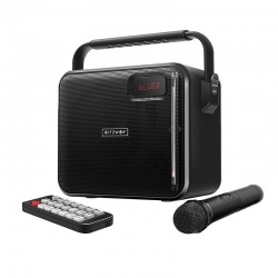 Boxa portabila Bluetooth karaoke BlitzWolf BW-KS1 cu microfon wireless