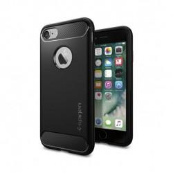 Bumper Spigen iPhone 7 Rugged Armor - Black