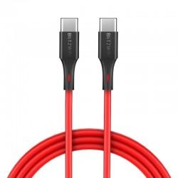 Cablu de date USB-C , PD3.0 , QC4.0 , 0.9m BlitzWolf BW-TC17