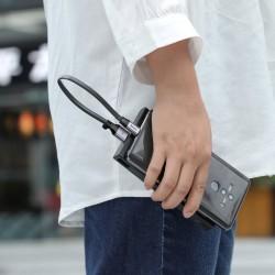 Cablu pentru incarcare , Baseus Simple HW Flat, USB-USB-C, 0.23 M, 5A, 40w ,gri