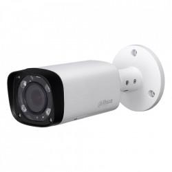 Camera de supraveghere Dahua HAC-HFW1220R-VF-IRE6, HD-CVI, Bullet, 2MP 1080P, CMOS 1/2.9'', 2.7-13.5mm, 4 LED, IR 60m, IP67, Carcasa metal