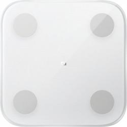 Cantar inteligent Xiaomi Mi Smart Scale 2 NUN4008GL, 150 kg, Bluetooth, Sticla securizata, Alb