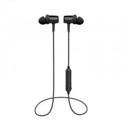 Casti audio bluetooth cu microfon , BlitzWolf BW-BTS1 , negru